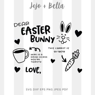 Easter Tray svg png for cricut, silhouette and sublimation