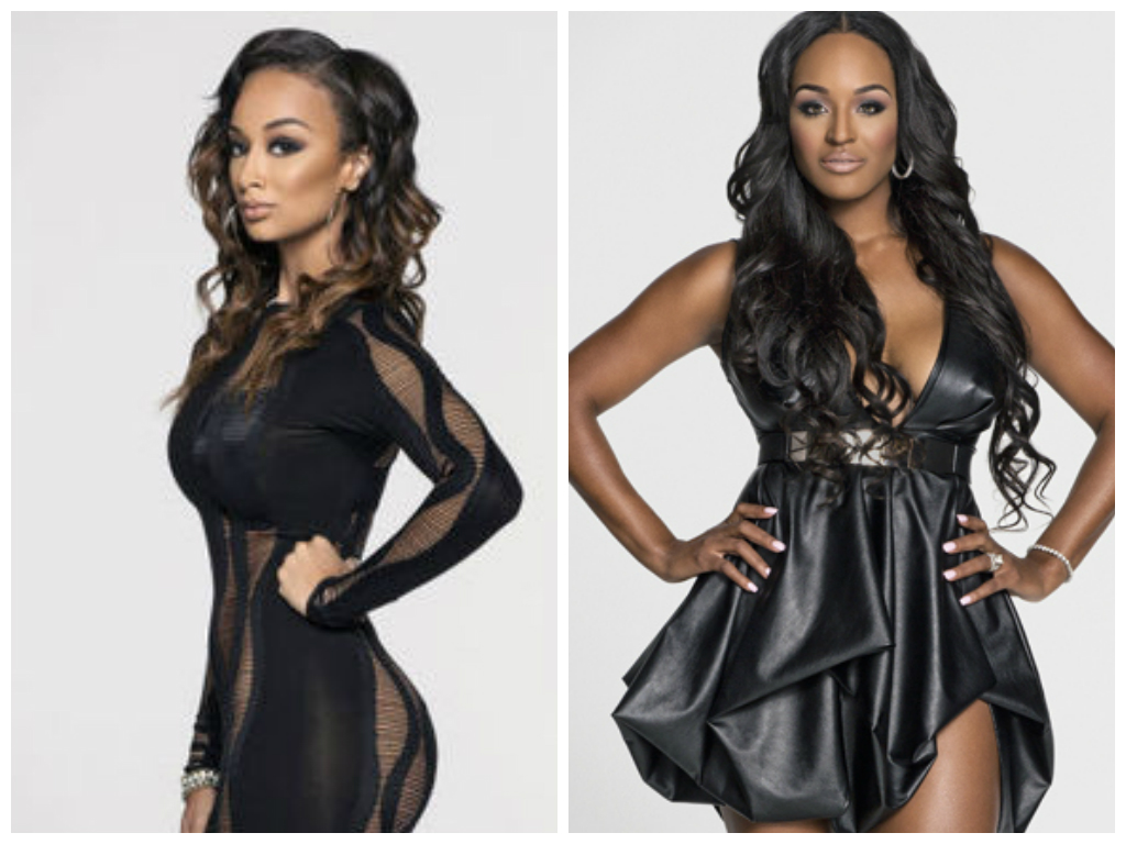 Draya michele issues brandi maxiell apology over boring cancer if you saw sundays episode of basketball wives la you know that the friendship between draya michele and brandi maxiell just might be over voltagebd Images