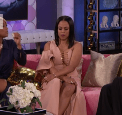 Watch: Jackie Christie & Evelyn Lozada Duke It Out, Tami Roman Defends Jackie In 'Basketball Wives' Reunion Sneak Peek