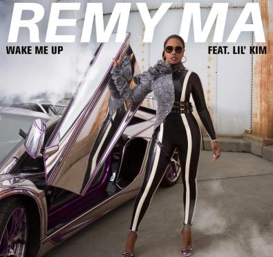 Remy Ma Unveils Artwork For New Single 'Wake Me Up' (feat. Lil' Kim)