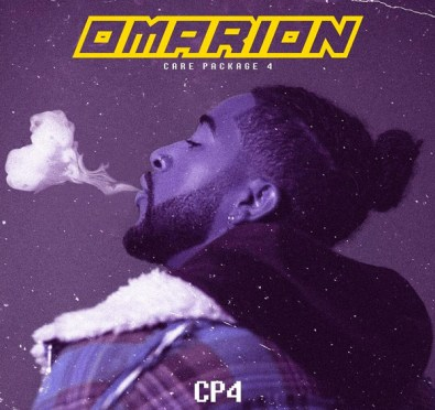 New Music: Omarion 'CP4' EP [Stream]
