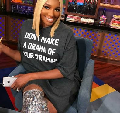 Nene Leakes Reveals She HAS Spoken To Phaedra Parks, If She Could Reconcile with Wendy Williams, Throws Shade To The Girls & More at 'WWHL' [Video]
