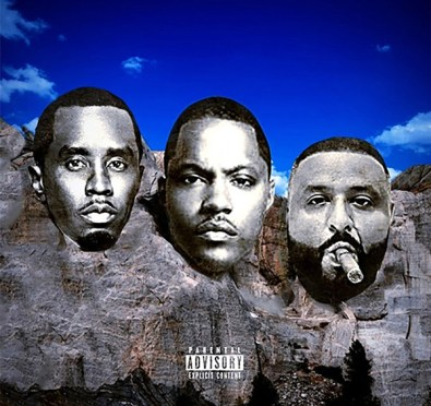 "New Music: Ma$e 'Rap Rushmore' (feat. Puff Daddy & DJ Khaled)+Threatens Cam'Ron at Angie Martinez Show ""This Won't End Well For Him""  [Video]"