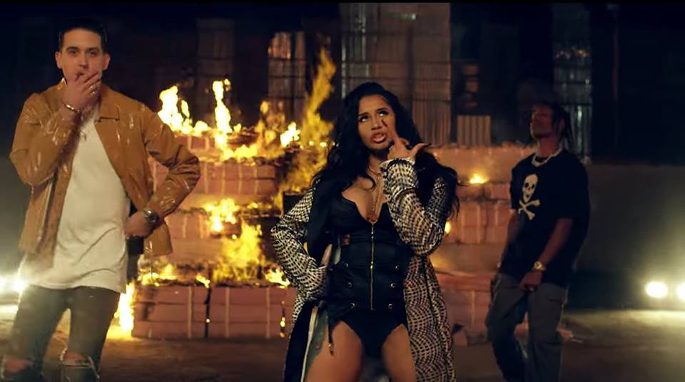 New Video G Eazy No Limit Remix Featuring Cardi B