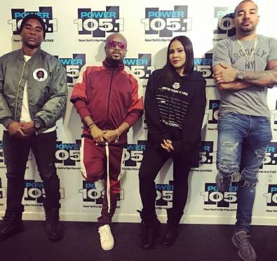 Jermaine Dupri Dishes on Janet Jackson Dating Rumors, Xscape Drama, Dating Kandi, The Real Reason He Says The Group Broke Up, Issues with Bow Wow, Usher Controversy & More at 'The Breakfast Club'
