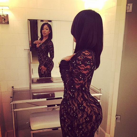 K Michelle Updates Fans On Recovery Following Butt