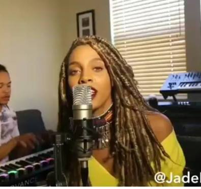 Must See: Jade Novah Belts Epic Tamia 'Officially Missing You' Cover To Kick off Celebration of Black Female Singers For February