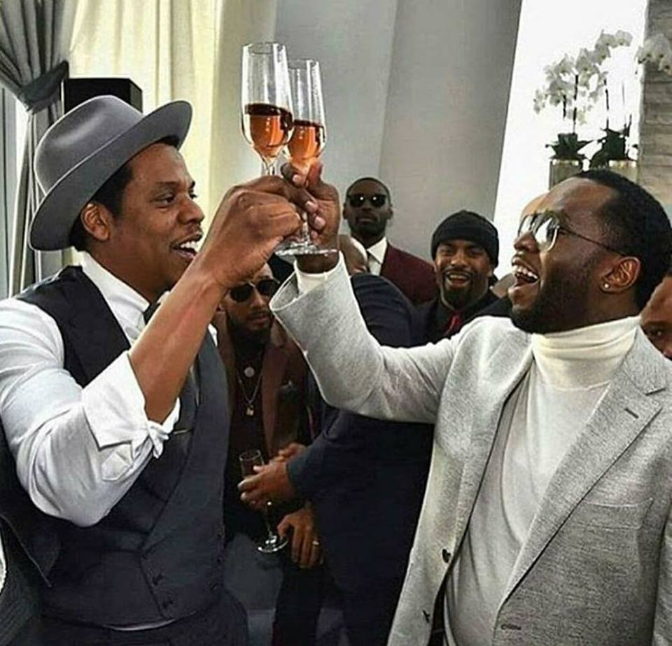 Jay-Z and Diddy make the top wealthiest Celebrities in America