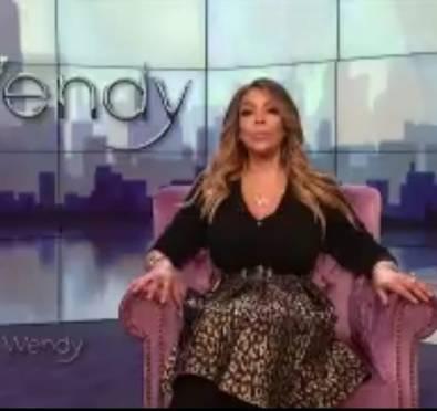 Watch: Wendy Williams Announces Show Hiatus Due To Graves Disease Diagnosis