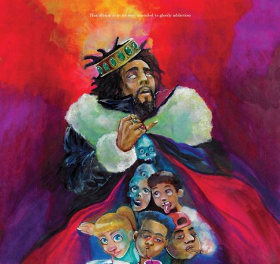 Surprise! Stream J.Cole's New Album 'KOD'