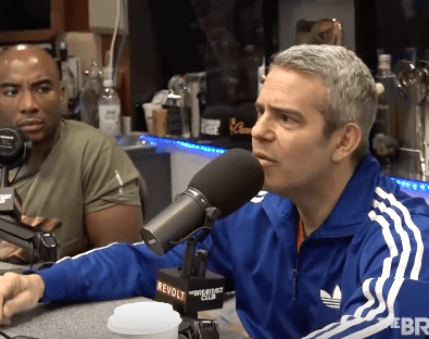 """Watch: Andy Cohen Teases Phaedra Parks 'RHOA' Return, Responds To Backlash Following Kim Zolciak """"Ganged Up On"""" Comments & More at 'The Breakfast Club'"""