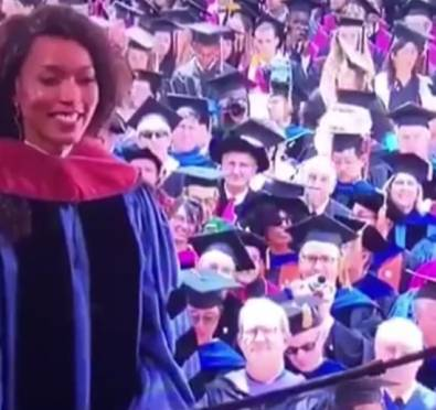 Watch: Dr. Angela Bassett Receives Her Third Honorary Doctorate Degree From Yale University