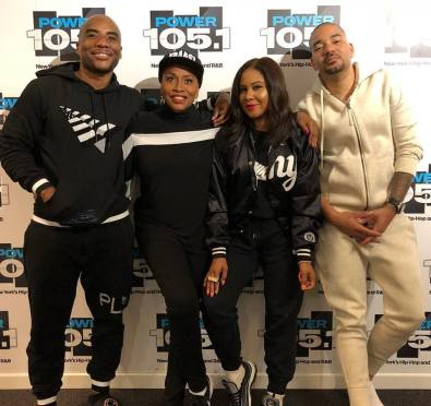 Must See: Jennifer Lewis GOES ALL THE WAY In On Modern Day Oppression, Lack of Social Awareness/Action Following Injustice, Mental Illness & More In 'The Breakfast Club's Most Real Interview Ever