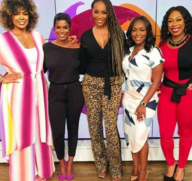 Watch: Cynthia Bailey Talks RHOA Season 11, Supporting Nene & Gregg Leakes During His Cancer Diagnosis, Her New Man & More at 'Sister Circle Live'