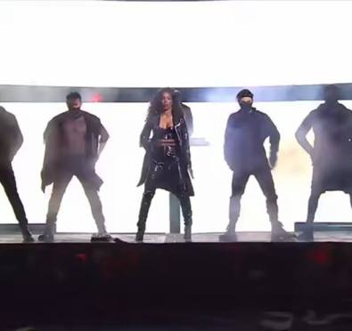 Watch: Kelly Rowland Performs Michael Jackson's 'They Don't Care About Us' on 'The Voice: Australia' Finale