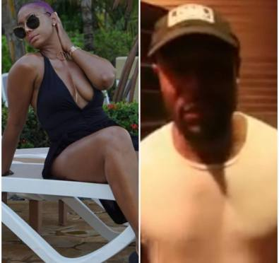 """Yikes! Tank & Tamar Braxton Get Into Heated Exchange Over Her """"Missing"""" Band, Tamar Calls Out Tank's Alleged Gay Antics, Tank Drags Her & Vince [Photos/Video]"""
