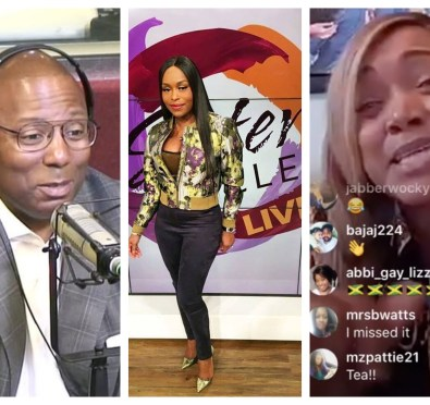 Watch: Dr. Gregory Lunceford Gives His Side of Quad Divorce Drama+Mariah Huq Sounds Off on Quad In Defense of Dr. G