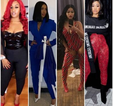 Nicki Minaj Rehashes Cardi B Fight, Says Rah Ali DID Beat Her, Throws Out Fresh Allegations at 'Queen Radio' Following Hennessy Carolina Revealing Barbz Are Sending Death Threats [Listen]