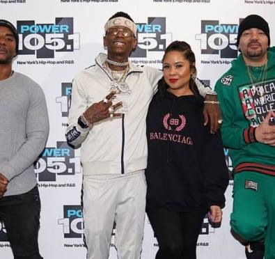 Must See: Soulja Boy Drags Tyga, Drake, Kanye West, Denies Coke Use, Talks Chris Brown & Migos Beef+Says He Had Best Comeback Of 2018 & More at 'The Breakfast Club'