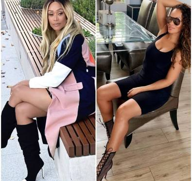 """Evelyn Lozada Confirms 'Basketball Wives' Season 8 Return; Tami Roman Still Negotiating """"Certain Changes Would Have To Be Made"""" [Video]"""
