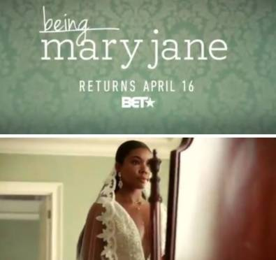 It's Official! BET Announces Return of 'Being Mary Jane' & Unveils Season 5 Teaser Following Previous Show Cancellation [Video]
