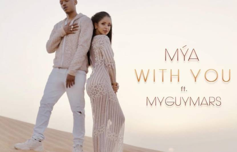 New Video: Mya – 'With You' feat. MyGuyMars
