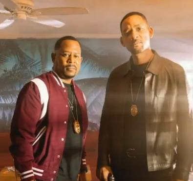 Watch: Will Smith Shares Exclusive BTS Footage with Martin Lawrence On Set of 'Bad Boys For Life'