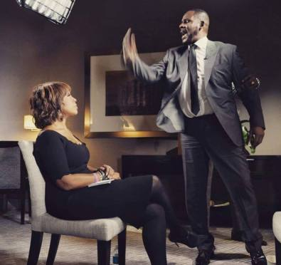Must Watch: R. Kelly Flips Out After Being Called Out by Gayle King In Intense Interview on 'CBS This Morning' [Full Interview]
