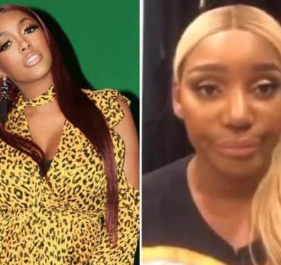 """Yikes! Porsha Williams Claps Back at Nene Leakes """"You Are a Bald Edges Lie"""""""