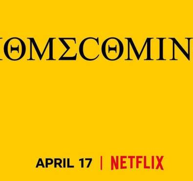 Netflix Teases Upcoming Beyonce Special 'Homecoming'+Billboards Debut In Time Square [Photos]
