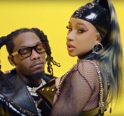 New Video: Offset & Cardi B 'Clout'