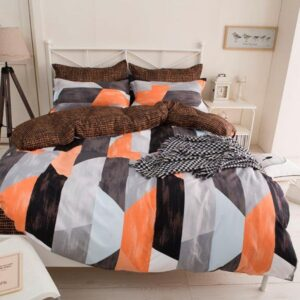 Jojo Bed sheets Orange
