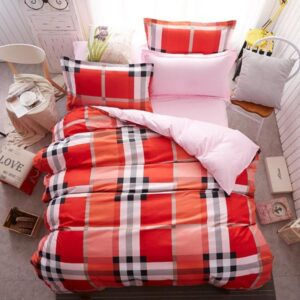 Jojo Bed sheets Red