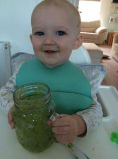 Char loving green juice