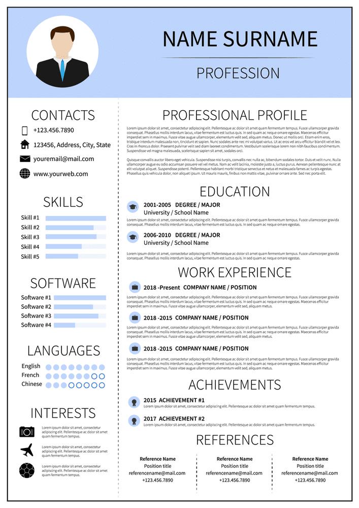 Contoh Skill Dalam Cv : contoh, skill, dalam, (Curriculum, Vitae):, Pengertian,, Perlu, Dicantumkan, Contoh