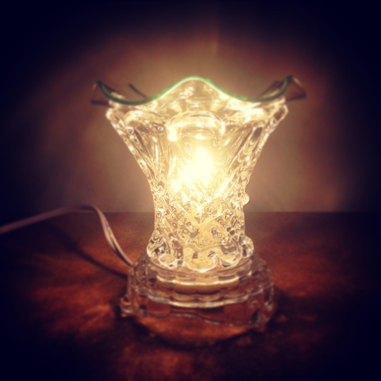 Clear Standard Electric Wax Melt Warmer Jojo S Candle