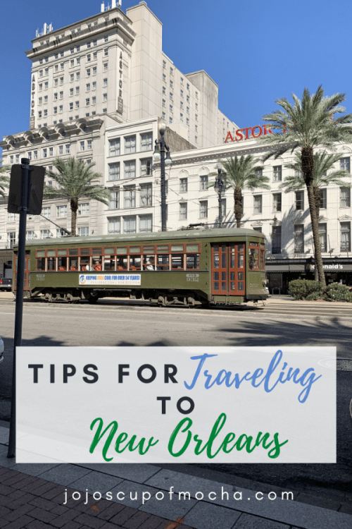 Tips for Traveling to New Orleans