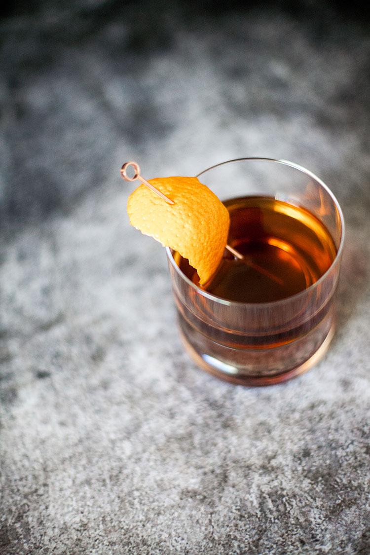 Recipe  the Black Manhattan  Jojotastic