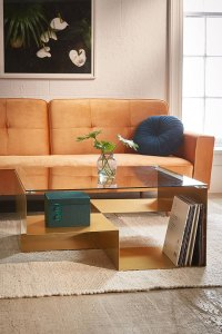 my search for a stylish coffee table with storage | Jojotastic