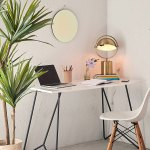 25 Stylish Desks For Small Spaces Home Office Inspiration Jojotastic