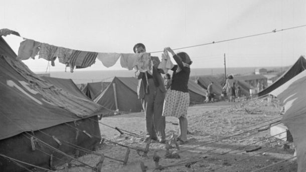 Ma'abarot: The Israeli Transit Camps