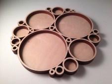 Appollonian Gasket 1 - Jewelry Tray