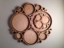 Appollonian Gasket 2 - Jewelry Tray