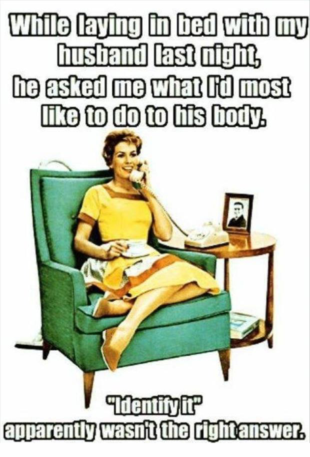 Funny Images About Husband : funny, images, about, husband, Funny, Spouse, Jokes