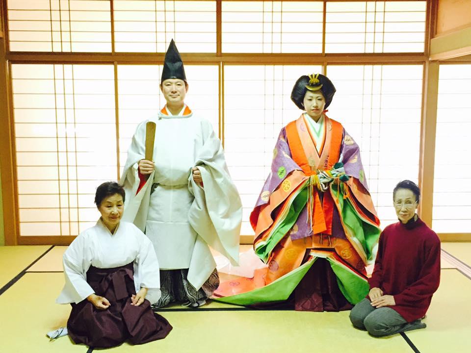 伝統文化親子こども教室