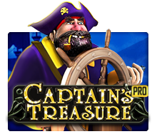 Joker Slot - Captain's Treasure Pro