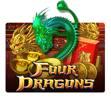 Joker Slot - Four Dragons