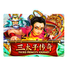 Joker Slot - Third Prince's Journey