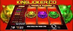 Slot Triple Tigers