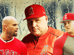 fallen angels another lost season for the halos mike trout mike scioscia and albert pujols in 2018